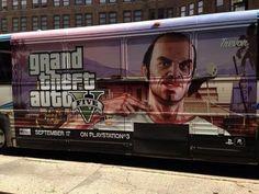 GTA 5 Billboards etc