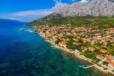 Visiting the resort of Orebic on the Peljesac Peninsula, Croatia, including getting there, sightseeing and accommodation.