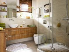 10 Ideas For Bathroom Decoration | http://greatdecoratingideas.com/10-ideas-for-bathroom-decoration.html