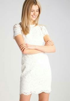 a9f2d52aae7 Lauren Ralph Lauren Shift dress - ivory for Free delivery for orders over