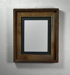 12x16 Rope recycled rustic barnwood barn wood picture frame weathered upcycled