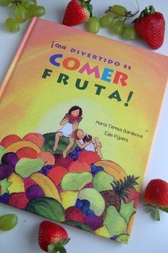 Comer fruta es saludable y puede ser muy divertido #Sorteo #Review