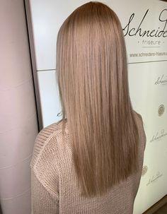 Rose blond hair Trends, Blonde Hair, Long Hair Styles, Rose, Beauty, Shaving Machine, Barber Salon, Hair Stylists, Dressmaking
