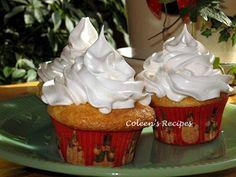 Jello Frosting    3 ounce pkg. of Jello (favorite flavor)  2/3 cup granulated sugar  1 egg white  1 teaspoon vanilla