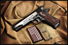 Colt 1911Loading that magazine is a pain! Excellent loader available for your handgun Get your Magazine speedloader today! http://www.amazon.com/shops/raeind