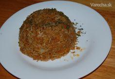 Kapustová ryža - príloha (fotorecept)