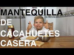 Mantequilla de cacauhuetes Casera | Recetas Clean Eating | FitFood Kids