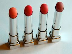 Maybelline Color Sensational Color Whisper Lipsticks: Review + Swatches!