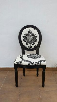 "Vintage chair ""Artesonia costa del sol "" España"