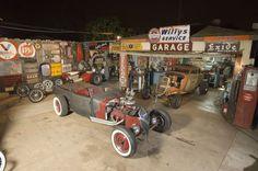 Garages at Night Thread - The Garage Journal Board
