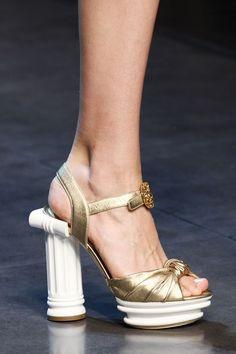 huge selection of 8da4a cc702 Dolce   Gabbana ᘡղᘠ Dolce E Gabbana, Spring Sandals, Kenzo, Designer Shoes,