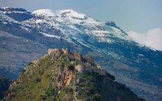 Taigetos, Greece