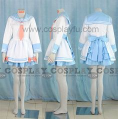 Lolita Dress (Pearl) - Tailor-Made Cosplay Costume Harajuku Fashion, Kawaii Fashion, Lolita Fashion, Cute Fashion, Fashion Outfits, Kawaii Dress, Kawaii Clothes, Cosplay Outfits, Cosplay Costumes