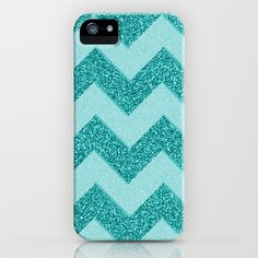 This might be my favorite. Chevron Frost iPod, Love!