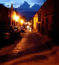 Calle Correo, San Miguel de Allende, Mexico