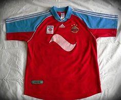 Shirt Trikot Vintage Rare Football Adidas Rapid Wien Third Jersey (A9)