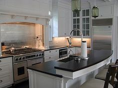 CUMAR Marble and Granite - Kitchen
