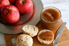 Eplesmør - Mat På Bordet Mat, Plum, Peach, Fruit, Food, Marmalade, Cooking Recipes, Kochen, Peaches