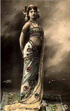 The Tribal Way: Style Inspiration: Vintage Belly Dance