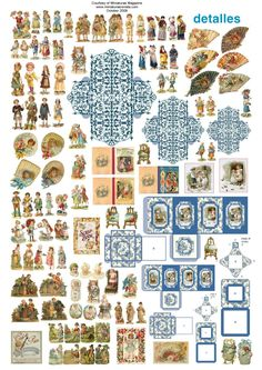 2009-10-boxes.jpg 1,061×1,500 pixels  Free dollhouse Printables :  boxes, boxes, and more boxes!