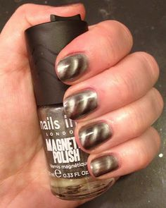 12 Days of Favorite Nail Colors from Jamie and Katie: Nails Inc. Trafalgar Square