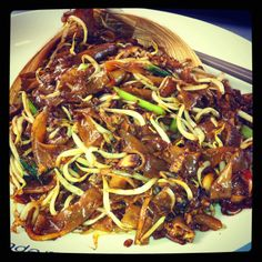 Fried Kway Teow @ Food Republic
