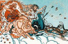 Freyr & Freyja