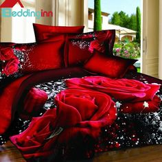 The easiest way to your home decoration Rose bedding>>>http://urlend.com/IVnMvaF Live a better life, start with Beddinginn http://www.beddinginn.com/product/Luxury-Big-Red-Rose-Realistic-3d-Printed-4-Piece-Bedding-Sets-10523742.html