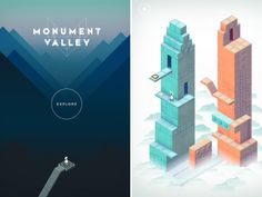 Monument Valley: o game da arquitetura impossível | Ustwo | #games #architecture