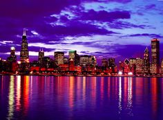 Chicago skyline :)