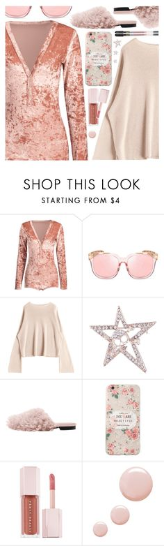 """""""Crushing on Velvet"""" by pastelneon ❤ liked on Polyvore featuring Puma and Topshop"""