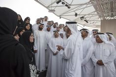 Sheikh Mohammed bin Zayed personally thanks Emirati teachers for dedication