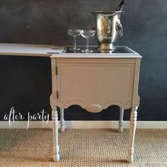 sewing-machine-cabinet-to-liquor-cabinet-with-glass-top-for-serving-painted-furniture-repurposing-upcycling-5