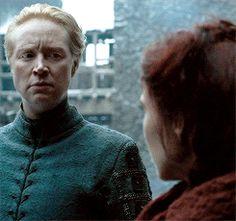 Brienne versus Melisandre