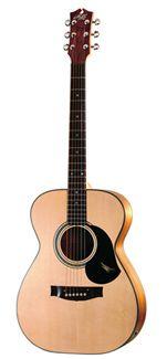 Maton acoustic guitar