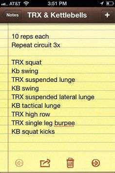 Trx Workout, Circuit Workouts, Kettlebell Circuit, Workout Plans, Hiit, Suspension Workout, Trx Suspension, Suspension Trainer, Workouts