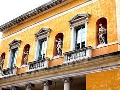 Historic Building in Ravenna, Italy