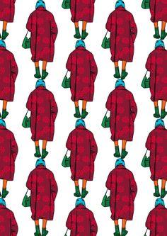 old lady pattern by elvan pektas deniz