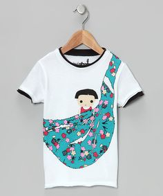 If I have a girl, she's totes wearing this from Mini Shatsu so we can be baby wrap twinsies