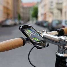 RapidMount - Smartphones On Handle Bars In Seconds