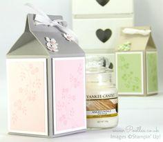 Yankee Candle Jar Box Tutorial