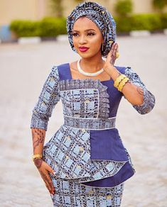 Long African Dresses, Latest African Fashion Dresses, African Print Fashion, Ankara Fashion, Ankara Rock, African Fashion Traditional, Ankara Styles For Women, African Blouses, Ankara Skirt And Blouse