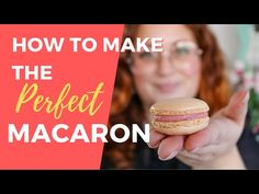 Food Scale, Macaron Recipe, Macarons, Parisian, Easy Meals, Recipes, Macaroons, Quick Easy Meals