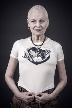 Vivienne Westwood launches celebrity Arctic campaign