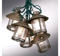 Ideas for Decorating with String Lights   Lighting & Interior Design Ideas Blog