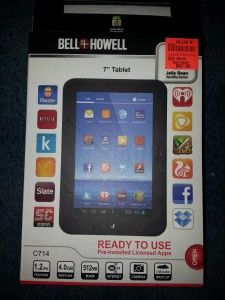 How to root the Bell&Howell C714 Tablet