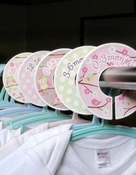 Here's another precious Etsy find from potatopatch! These Sweet Birds and Owls Baby Clothing Closet Dividers are a must have. Schwangerschaft Ankündigung mit Hund niedlichen Ideen Baby Closet Dividers - Baby Clothing Dividers - Sweet Birds and Owls Baby Closet Dividers, Baby Closet Organization, Clothing Organization, My Baby Girl, Our Baby, Baby Baby, Baby Girls, Nouveaux Parents, Just In Case