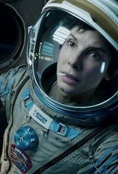 Sandra Bullock - Gravity