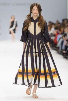 Larisa Lobanova, Primavera/Verano 2017, kiev, Womenswear