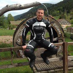 Homosexuell Leder Biker wreslte